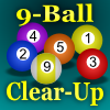9 Ball Clear Up (Pool)